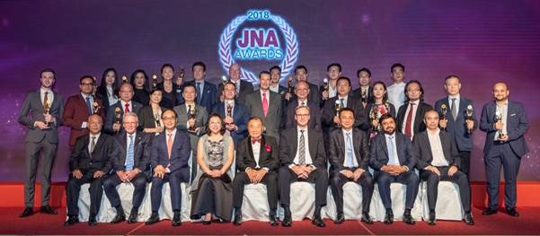 Industry leaders and pioneers gathered to celebrate the success stories of the trade at the seventh edition of the JNA Awards